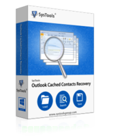 SysTools Outlook Cached Contacts Recovery discount coupon