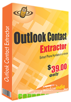 Outlook Contact Extractor discount coupon
