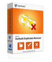 SysTools Outlook Duplicates Remover discount coupon