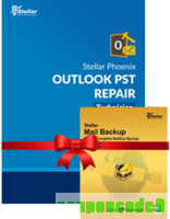 Outlook PST Repair + Mail Backup discount coupon