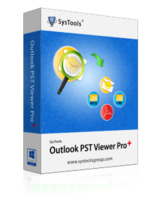 SysTools PST Viewer Pro Plus discount coupon