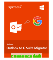 SysTools Outlook to G Suite discount coupon