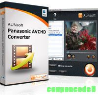Aunsoft Panasonic AVCHD Converter for Mac discount coupon
