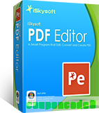 iSkysoft PDF Editor discount coupon