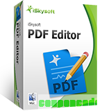 iSkysoft PDF Editor for Mac discount coupon