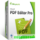 iSkysoft PDF Editor Pro for Mac discount coupon