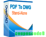 OverCAD PDF to DWG discount coupon