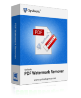 SysTools PDF Watermark Remover discount coupon