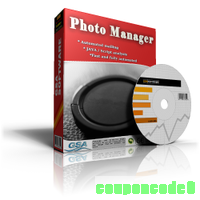 GSA Photo Manager discount coupon