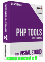 PHP Tools for Visual Studio – Commercial License discount coupon