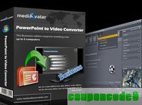 cheap mediAvatar PowerPoint to Video Converter Business