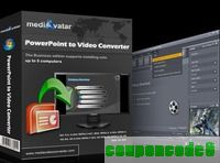 mediAvatar PowerPoint to Video Converter Personal discount coupon