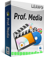 Leawo Prof. Media for Mac discount coupon