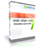 RTSP RTMP HTTP DirectShow source filter – One Developer discount coupon