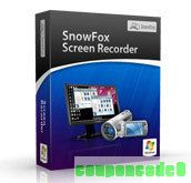 SnowFox Screen Recorder discount coupon