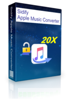 Sidify Apple Music Converter for Windows discount coupon