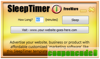 SleepTimer Customization Service discount coupon