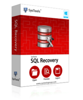 cheap SysTools SQL Recovery - Personal License