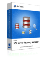 SysTools SQL Server Recovery Manager – Site License discount coupon