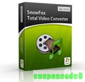 SnowFox Total Video Converter discount coupon