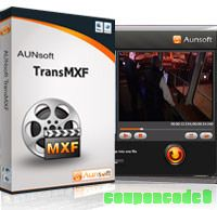 Aunsoft TransMXF for Mac discount coupon