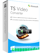 Aiseesoft TS Video Converter discount coupon