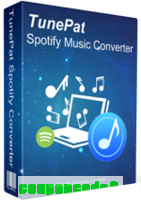 TunePat Spotify Music  Converter for Windows discount coupon