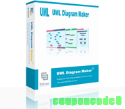 UML Diagram Maker Perpetual License discount coupon