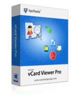SysTools vCard Viewer Pro discount coupon