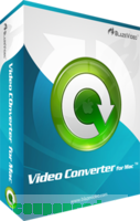 BlazeVideo Video Converter for Mac discount coupon