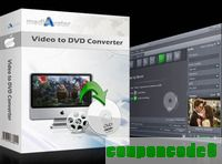 mediAvatar Video to DVD Converter for Mac discount coupon