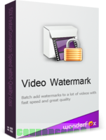 WonderFox Video Watermark discount coupon