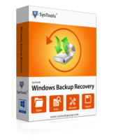 SysTools Windows Backup Recovery discount coupon