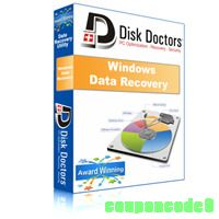 Disk Doctors Windows Data Recovery discount coupon