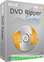 WinX DVD Ripper for Mac discount coupon
