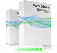 WPS Office 2019 Business discount coupon