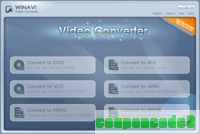 WinAVI Video Converter discount coupon