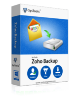 SysTools ZOHO Backup discount coupon